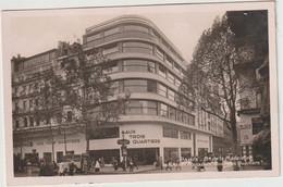 """CP Privée """"Aux Trois Quartiers"""" EMA Paris 81 1F20 1942 - 1921-1960: Periodo Moderno"""