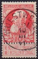 N° 74 Oblitération WUESTWEZEL - 1905 Thick Beard