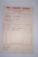 LE  LUC   -VAR- ENGRAIS SERVICE   - Produits SAINT- GOBAIN - AGRICULTURE  ( 1961 ) - Publicidad