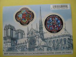 F 4714** Cathédrale Notre-Dame De Paris. - Ungebraucht