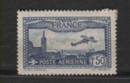 FRANCE-Poste Aérienne N° 6 NEUF AVEC Trace De Charnière - Cote Yvert 70.00 - 1927-1959 Mint/hinged