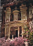 Jordanië - Petra - El Kazneh - Kleur/color - Ongebruikt - Jordan