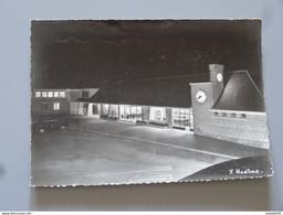 RAMBOUILLET : La Gare Vue De Nuit  ................ 201101-G313 - Rambouillet