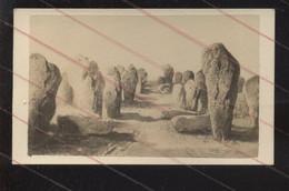 CARNAC (MORBIHAN) - PHOTOGRAPHIE 19EME - Oud (voor 1900)