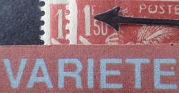 """R1098/115 - 1944 - TYPE IRIS - N°652 NEUF** BdF - VARIETE ➤➤➤ Chiffre """" 1 """" Gras - Abarten: 1941-44 Ungebraucht"""