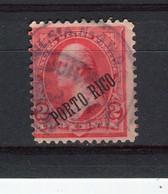 PUERTO RICO - Y&T N° 175° - Washington - Puerto Rico