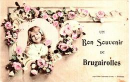 Un Bon Souvenir De BRUGAIROLLES - Andere Gemeenten