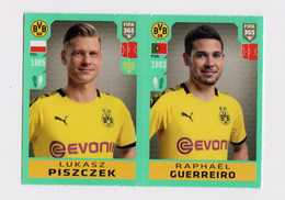 FIFA 365 PANINI 2020 N. 174 PISZCZEK - GUERREIRO STICKER NEW - Italiaanse Uitgave