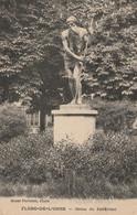 Flers-De-L'orne  61 (3404) Statue Du Juif-Errant - Flers
