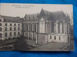 COL - RENNES 35 LE GRAND SEMINAIRE - LA CHAPELLE VUE EXTERIEURE - Rennes