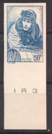 G.Guynemer YT 461 De 1940 Sans Gomme Tirage 375 Exemplaires RARE - Imperforates