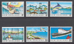 New Zealand 1989 Mi# 1088-93** NEW ZEALAND HERITAGE - Ongebruikt