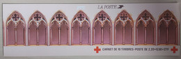 France - Carnet Croix-Rouge 1985 - N°2034 - Neuf, Plié - Croce Rossa