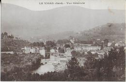 LE VIGAN ( Gard )  Vue Générale (1923) - Le Vigan
