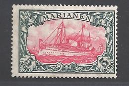 Deutsche Kolonien Mariannen Michel Nummer 21 A Postfrisch - Colony: Mariana Islands