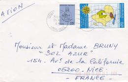 ENVELOPPE, République Gabonnaise, Libreville - Gabon