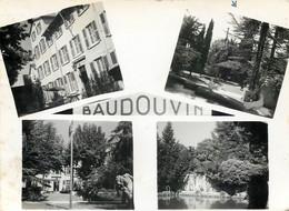 83 - LA VALETTE DU VAR - Caserne BAUDOUVIN - Multivues 1960 - La Valette Du Var