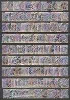 Mooi Lotje  Zegels Met N°48 Verschillende Nuances Voor Verder Uitzoeken - 1884-1891 Leopoldo II