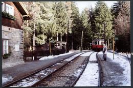 Photo Format CPSM - Autriche - Innsbruck - Seehöhe - Voir 2 Scans - Eisenbahnen