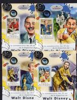 Discount! - Djibouti 2016 - Walt Disney On Stamps  MINT MNH** B309 - Unclassified