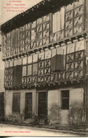 CPA -PAMIERS - VIEILLE MAISON RUE DE LOUMET (IMPECCABLE) - Pamiers