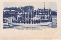 Moerdijk Koningssloep Trein Aankomst H.M. AF408 - Other