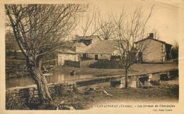 86 - LAVAUSSEAU - Les Fermes De Chevaufeu - Attention état - Other Municipalities