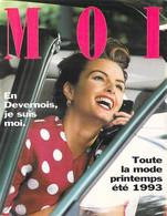 PUB PUBLICITE- En DEVERNOIS Je Suis MOI  ( Boutique DEVERNOIS Libourne)  *PRIX FIXE - Advertising