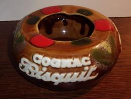 Cendrier En Céramique Cognac Bisquit - Otros