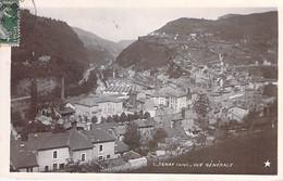 01 - TENAY : Vue Générale - CPSM Village (1.035 H ) Noir Blanc Format CPA - Ain - Other Municipalities