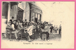 Eyragues Le Club Taurin à L'apéritif - Commerce Café De France * Bouches-du-Rhône 13630 * Arrondissement D' Arles - Otros Municipios