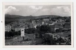 DRNIS - Drniš ( Croatia ) Travelled 1935 - Croatia