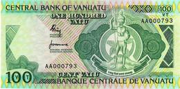 VANUATU 1982 100 Vatu - P.01a Neuf UNC - Vanuatu