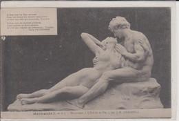 """47 MARMANDE * Monument """"L'Eté De La Vie"""" Par J B CHAMBELL   *  Belle CPA Poème Sully Prudhomme - Marmande"""