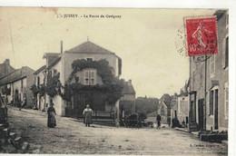 CPA   JUSSEY   La Route De Gevigny  N° 3 - Otros Municipios