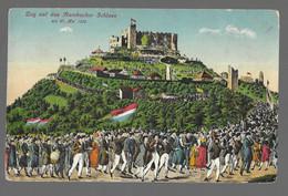 Zug Aus Das Hambacher Schloss Am 27 Mai 1832 (815) - Neustadt (Weinstr.)