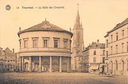 Tournai - La Salle Des Concerts - Tournai