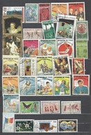 49 TIMBRES TCHAD - Tschad (1960-...)
