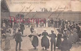 Environs De Muzillac - Danse Du Morbihan - La Ronde - Avec Ajoutis Du Nom Des Danseurs - - Muzillac