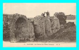 A772 / 121 17 - SAINTES Les Ruines Des Bains Romains - Saintes