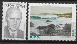2005 Saint Pierre Et Miquelon N° 840 841  Nf** MNH . - Ungebraucht