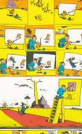 ITALY - Comics 100/Krazy Cat(USA 1920), Tirage 35000, Exp.date 30/06/98, Mint - Öff. Werbe-TK