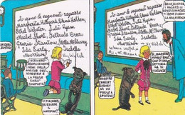 ITALY - Comics 100/Buster Brown(USA 1902), Tirage 35000, Exp.date 30/06/98, Mint - Öff. Werbe-TK