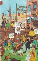 ITALY - Comics 100/Yellow Kid(USA 1896), Tirage 31000, Exp.date 30/06/98, Mint - Öff. Werbe-TK