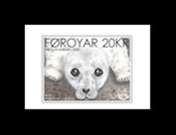 Faroe Islands 2020 Mih. 977 NORDEN. Mammals. Fauna. The Seal Pup (self-adhesive) MNH ** - Faroe Islands