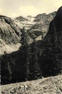 05 A Identifier 1951  CARTE PHOTO Format CPSM Petit Format Cachet Orcières - Andere Gemeenten