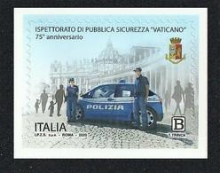 2020 - ITALIA / ITALY - 75° ANNIVERSARIO ISTITUZIONE ISPETTORATO PUBBLICA SICUREZZA VATICANO - JOINT ISSUE. MNH - Gezamelijke Uitgaven