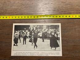 1934 PATI Danse Des PECHEURS Pécheurs D Ostende ET VENDEUSES DE Crevettes - Sin Clasificación