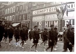 PHOTO - ( 15,1 X 10,2 Cm) -  Défilé LE HAVRE - Rue De Verdun ( L'observatoire) - Repro's