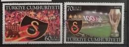 Turquie 2005 / Yvert N°3206-3207 / Used - Oblitérés